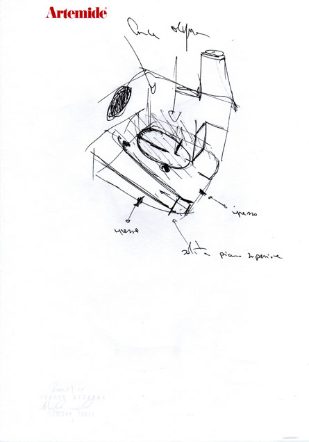 drawings | Romano Baratta Lighting Studio
